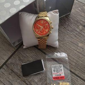 Accessories - Gold watch